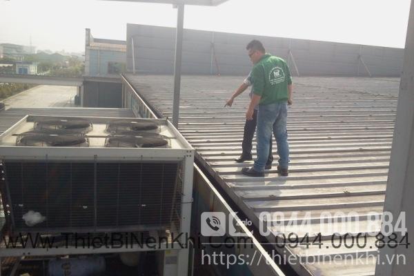 Dịch vụ sửa chữa máy nén khí tại Đồng Nai
