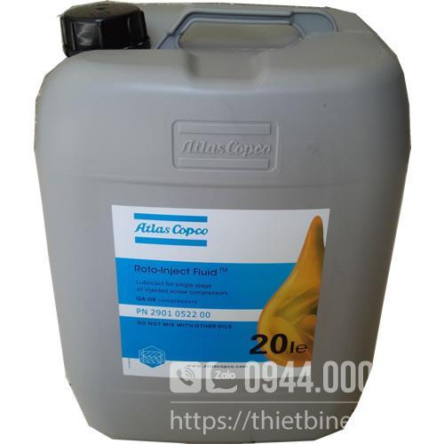 Nhớt máy nén khí AtlasCopco (PN 2901052200)