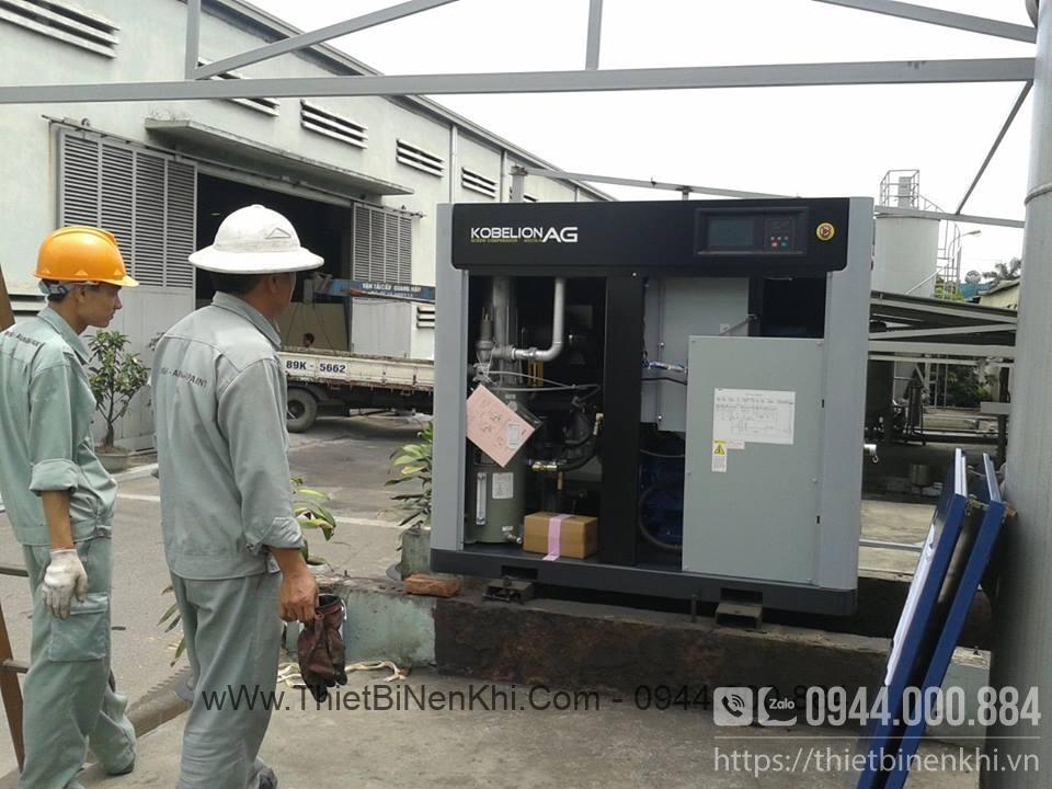 Bán máy nén khí cũ – Uy tín và trách nhiệm của người bán hàng