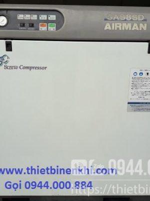 Máy nén khí Airman SAS8SD