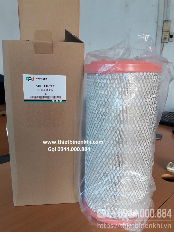 Lọc gió máy nén khí Hitachi 50HP (3211316349)