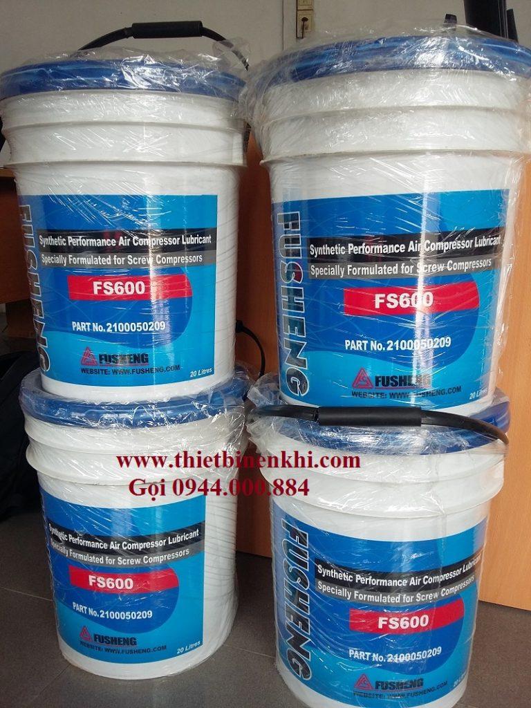 Dầu Fusheng FS600 chính hãng