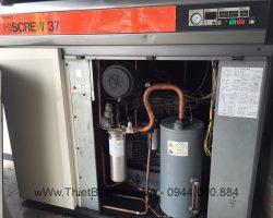 Các lỗi thường gặp của máy nén khí HITACHI HISCREW OSP