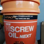 dầu hitachi hiscrew oil next