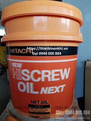 dầu hitachi hiscrew oil next