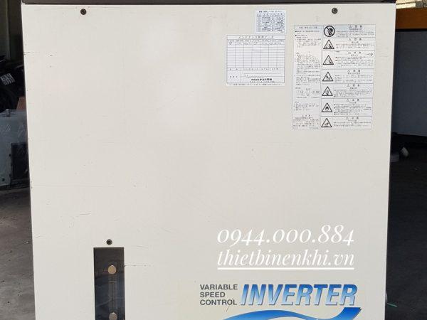 Máy nén khí Hitachi 11kw inverter nội địa Nhật