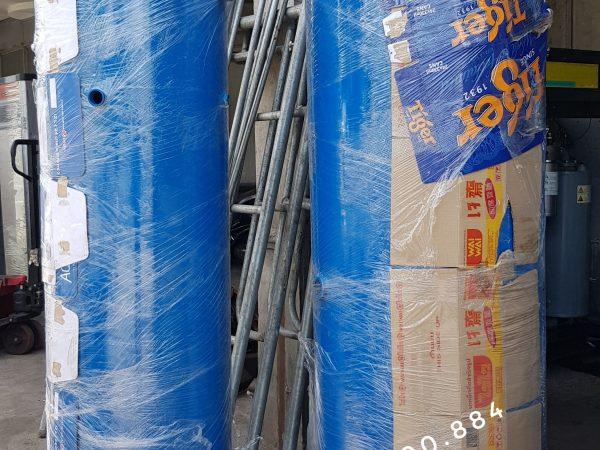 Bình nén khí 500L – Bình chứa khí nén 500L mới 100%