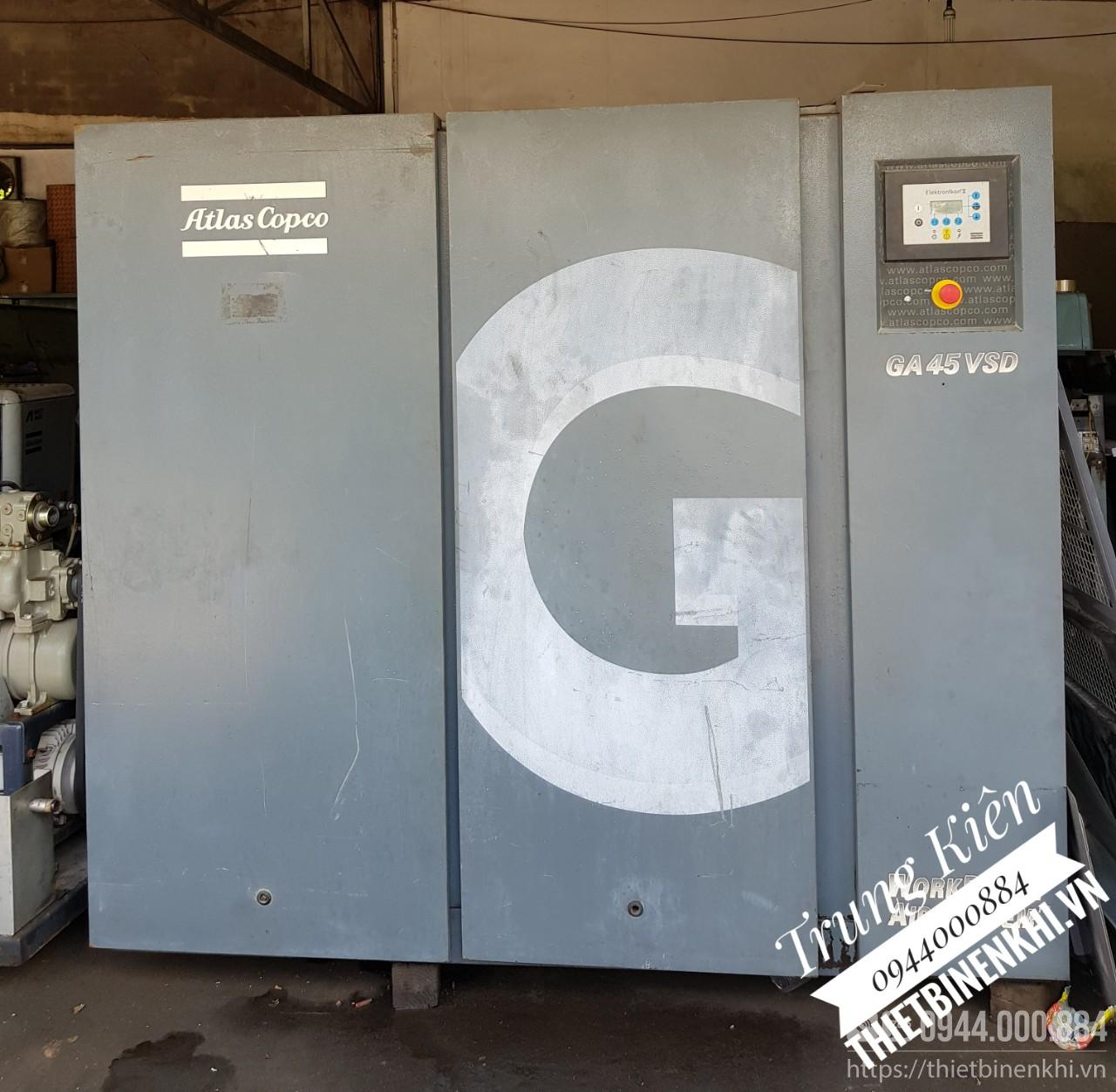 máy nén khí atlascopco