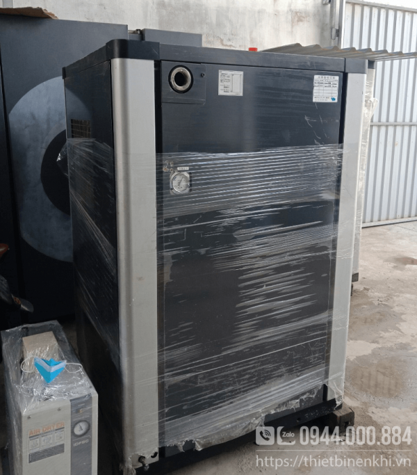 máy nén khí hitachi 22kw inverter