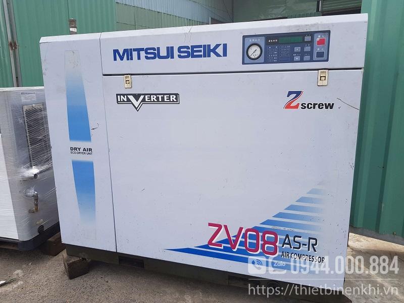 máy nén khí mitsuiseiki zv08 as-r