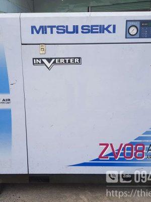 máy nén khí mitsuiseiki 10hp inverter