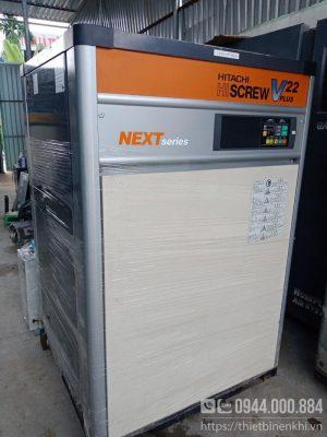 máy nén khí trục vít hitachi 22kw next series