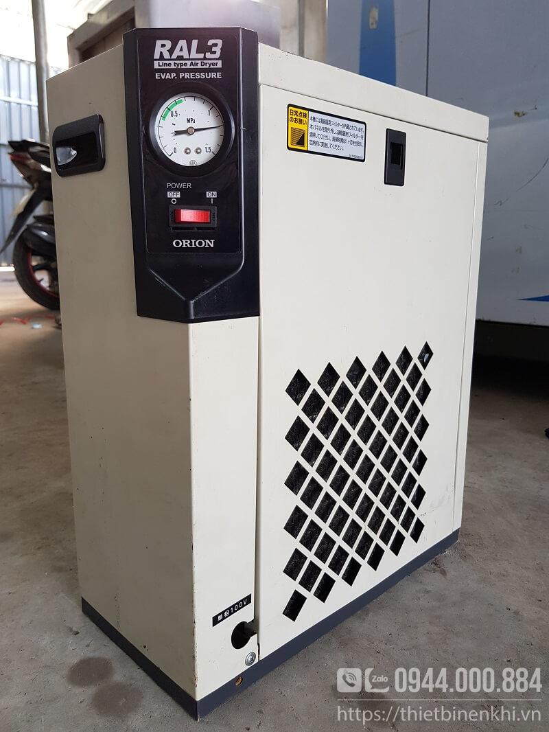 máy sấy khí nén orion nhật