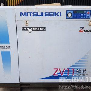 Máy nén khí 15Hp inverter Mitsuiseiki nội địa Nhật
