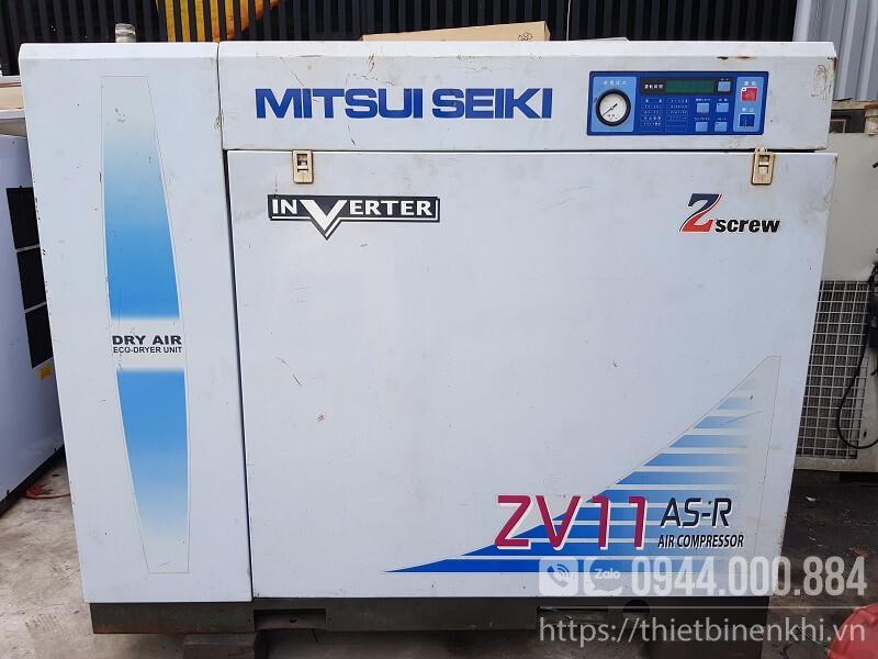 máy nén khí 15hp inverter mitsuiseiki
