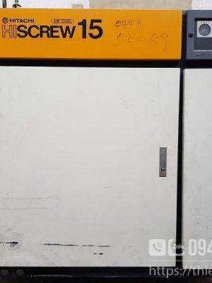 máy nén khí hitachi 15kw 20hp