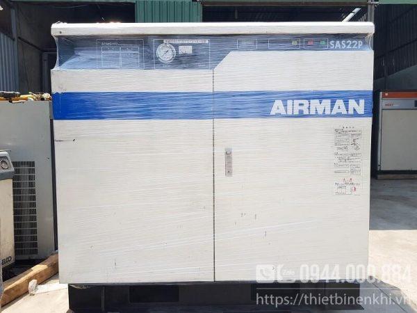 máy nén khí airman 22kw