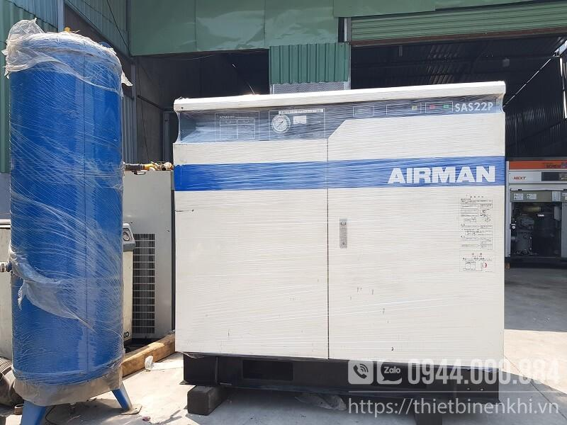 máy nén khí airman 30hp