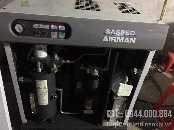 máy nén khí airman 10hp