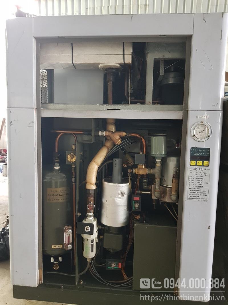 máy nén khí cũ sg