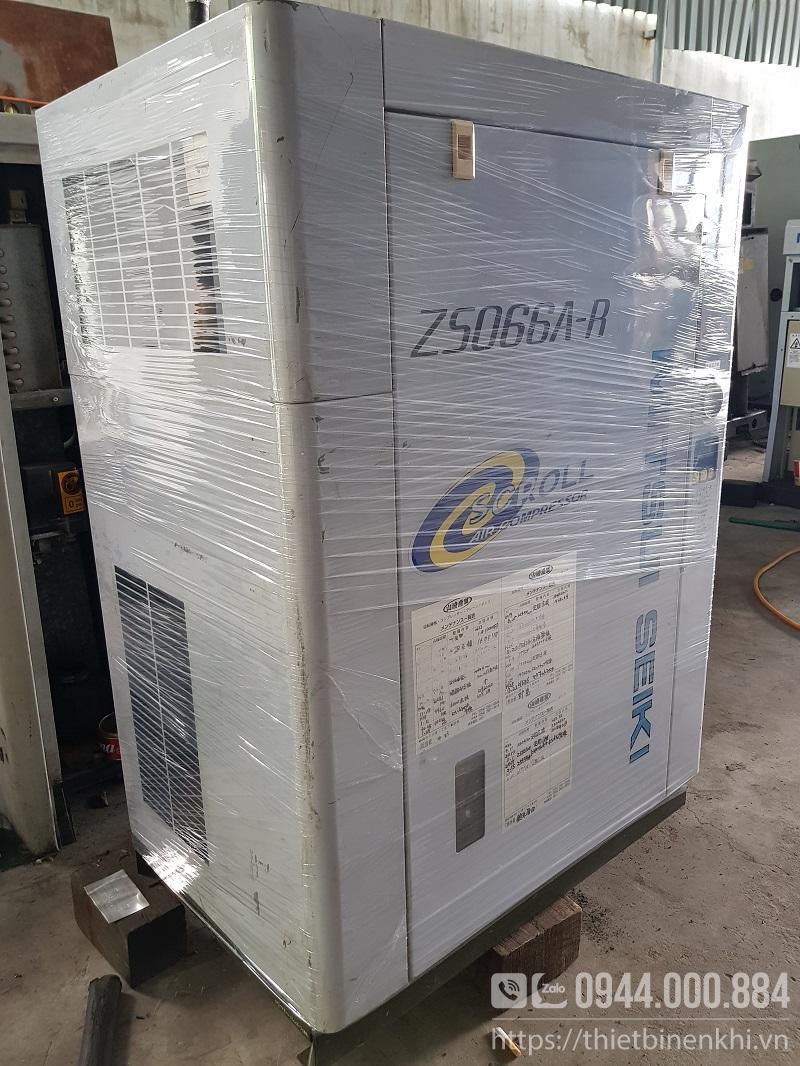 máy nén khí mitsuiseiki nhật