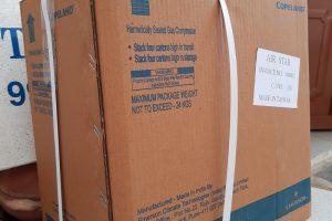 Block nén ga lạnh máy sấy khí Lode Star 1.5Hp