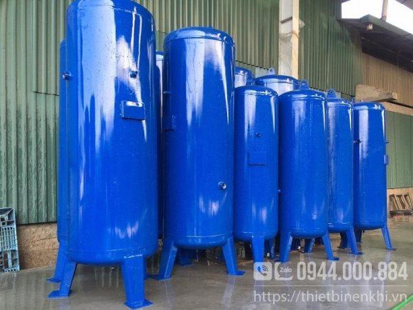 Bình chứa khí nén 3000 lít