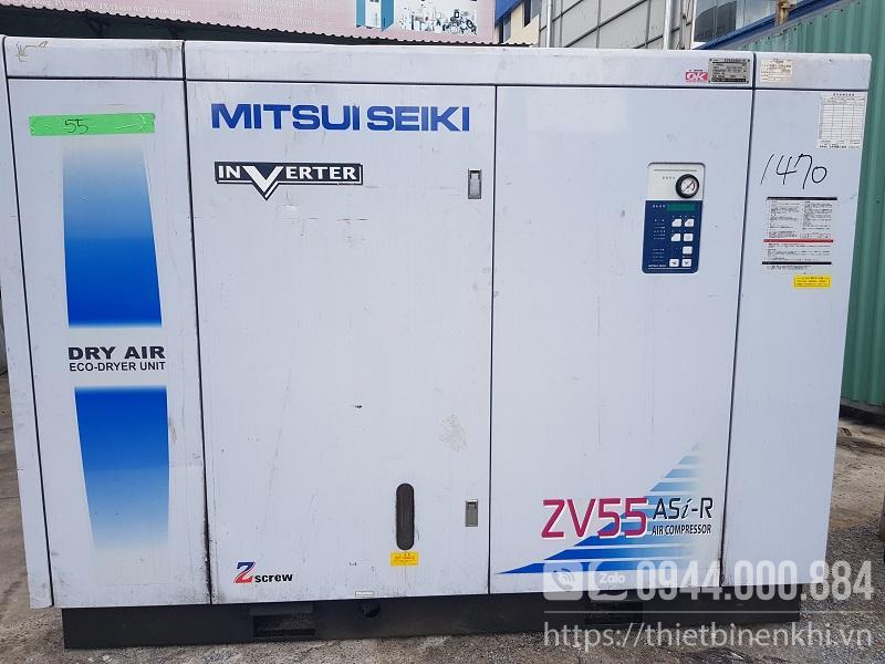 Máy nén khí Mitsuiseiki 75Hp