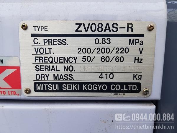 máy nén khí mitsuiseiki 10hp